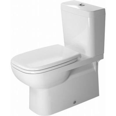 Duravit D-Code miska WC kompaktowa stojąca biała 21420900002