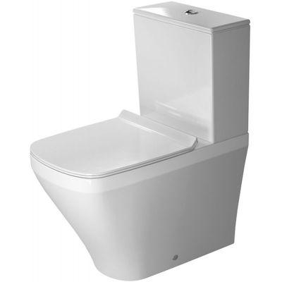 Duravit DuraStyle miska WC kompaktowa stojąca biała 2155090000