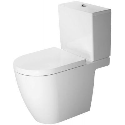 Duravit ME by Starck miska WC kompaktowa stojąca HygieneGlaze biała 2172092000