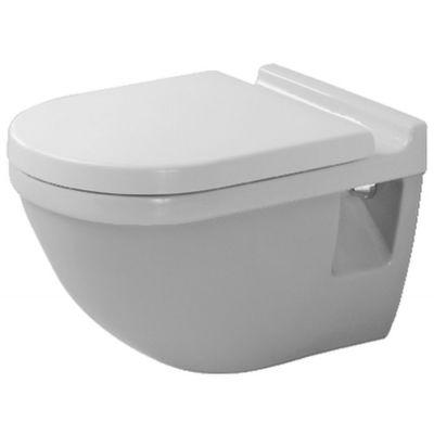 Duravit Starck 3 miska WC wisząca WonderGliss biała 22000900001