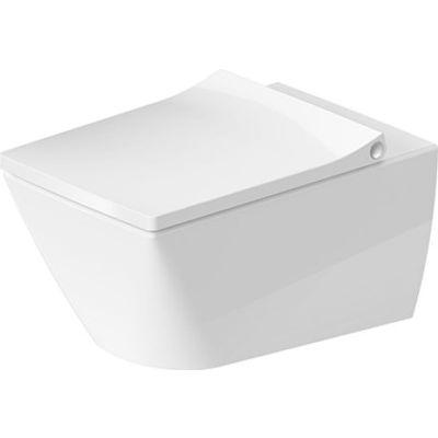 Duravit Viu miska WC wisząca Rimless biała 2511090000