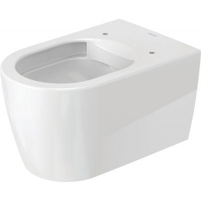 Zestaw Duravit ME by Starck miska WC wisząca Rimless z deską wolnoopadającą białą (2529090000, 0020090000)