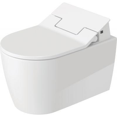 Duravit ME by Starck miska WC wisząca Rimless WonderGliss biała 25295900001