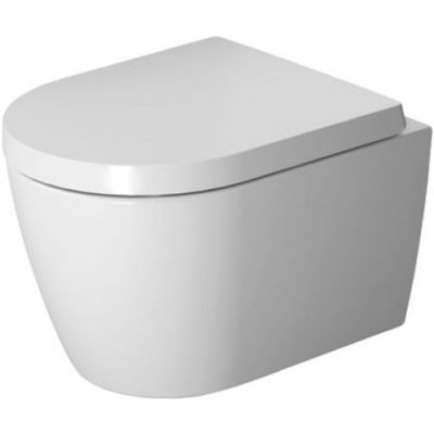Duravit ME by Starck miska WC wisząca Rimless WonderGliss biała 25300900001