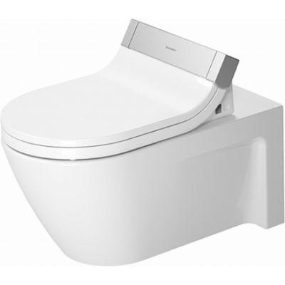 Duravit Starck 2 miska WC wisząca WonderGliss biała 25335900001