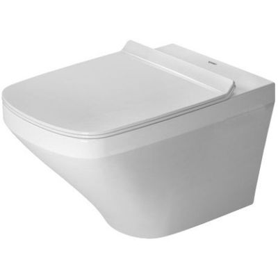 Duravit DuraStyle miska WC wisząca Rimless WonderGliss biała 25510900001
