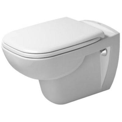 Duravit D-Code miska WC wisząca Rimless biała 25700900002