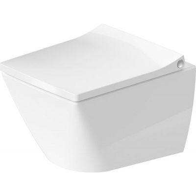 Duravit Viu Compact miska WC wisząca Rimless biała 2573090000
