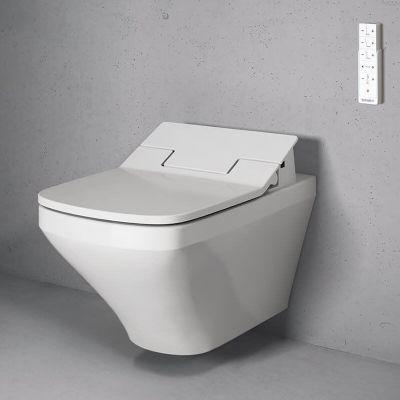 Zestaw Duravit Durastyle miska wc z deską myjącą SensoWash Slim 631001002004300