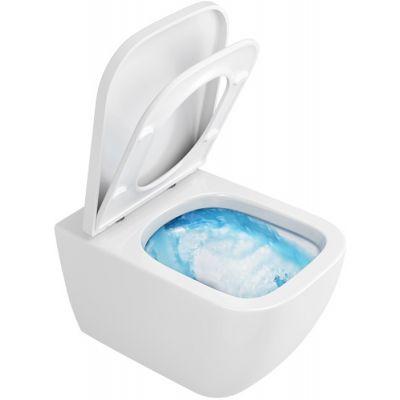 Excellent Ness miska WC wisząca bez rantu biała CENL.3504.500.WH