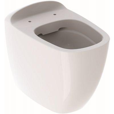 Geberit Citterio miska WC stojąca lejowa Rimfree biała 500.512.01.1