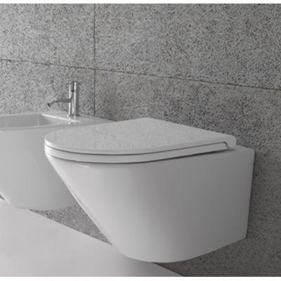 Globo Forty3 miska WC wisząca biała FOS03.BI