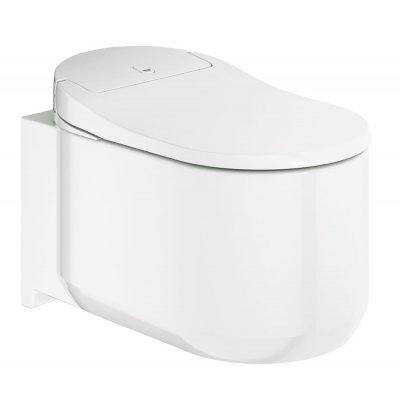 Grohe Sensia Arena miska WC z deską kompletny system z funkcją mycia biel alpejska 39354SH0
