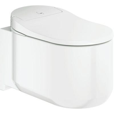 Grohe Sensia Arena miska WC z deską kompletny system z funkcją mycia biel alpejska 39354SH1