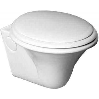 Hatria Sculture miska WC wisząca biała YXKN01
