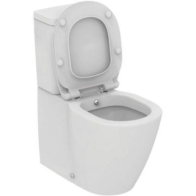 Ideal Standard Connect miska WC stojąca do kompaktu z funkcją bidetu biała E781701