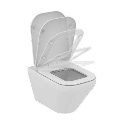 Ideal Standard Tonic II miska WC wisząca Aquablade® z deską wolnoopadającą K316701
