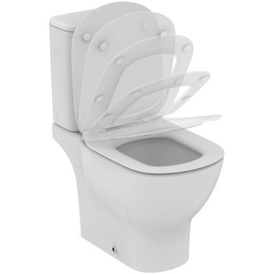 Ideal Standard Tesi miska WC stojąca kompaktowa biała T008701
