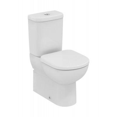 Ideal Standard Tempo miska WC stojąca kompaktowa krótka T328101