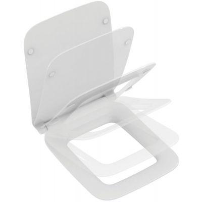 Ideal Standard Strada II deska sedesowa wolnoopadająca biała T360101
