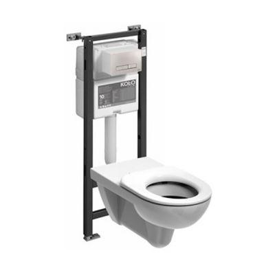 Zestaw Koło Nova Pro Bez Barier miska WC ze stelażem Technic GT 99324-000 (99400000, M33500000)