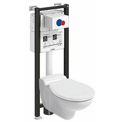 Zestaw Geberit Bambini miska WC ze stelażem Koło Technic GT 99416000 (99400000, 201700000)