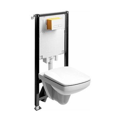 Zestaw Koło Nova Pro miska WC ze stelażem Slim2 99645-000 (99640000, M33103000)