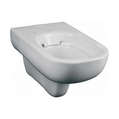 Koło Traffic miska WC ustępowa lejowa wisząca Rimfree biała L93120000