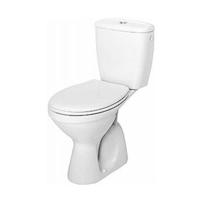 Koło Idol miska WC kompaktowa lejowa biała M13201000
