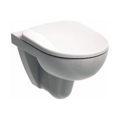 Zestaw Koło Nova Pro Rimfree miska WC wisząca z deską wolnoopadającą biała (M33120000, M30121000)
