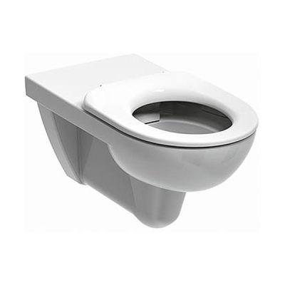 Koło Nova Pro Bez Barier miska WC wisząca dla osób niepełnosprawnych Rimfree biała M33520000