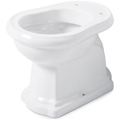 Kerasan Retro miska WC stojąca biała 101101