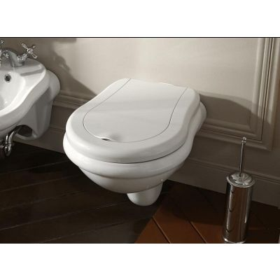 Kerasan Retro miska WC wisząca biała 101501