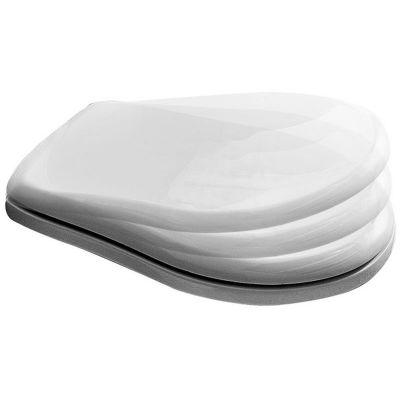 Kerasan Retro deska sedesowa wolnoopadająca biała 108801