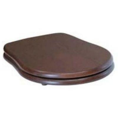 Kerasan Retro deska sedesowa wolnoopadająca orzech 108840