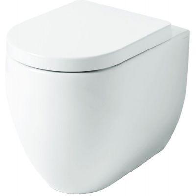 Kerasan Flo miska WC stojąca biała 311401