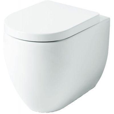 Kerasan Flo miska WC stojąca biała 311601