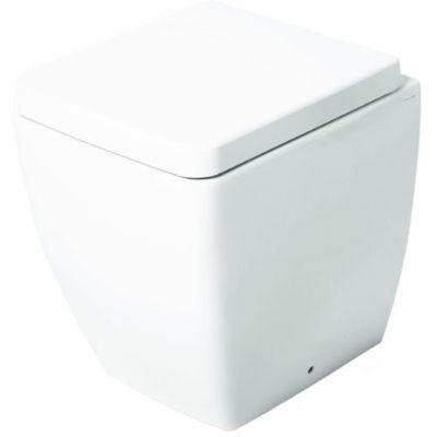Kerasan Ego miska WC stojąca biała 321601