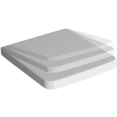 Kerasan Ego deska sedesowa wolnoopadająca biała 328801