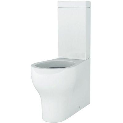 Kerasan K09 miska  WC  kompaktowa stojąca biała 451701