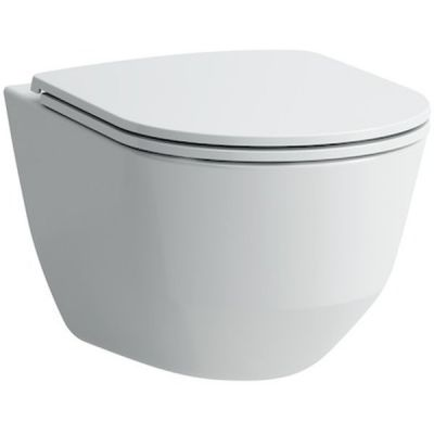 Laufen Pro A miska WC wisząca Rimless biała H8209660000001