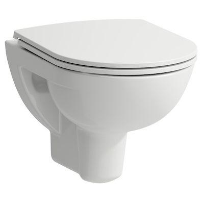 Laufen Pro B miska WC wisząca Rimless biała H8219520000001