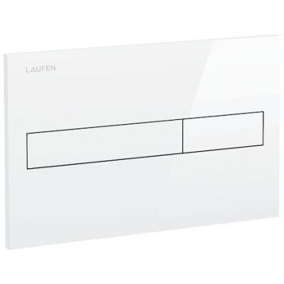Laufen przycisk spłukujący do WC biały H8956610000001
