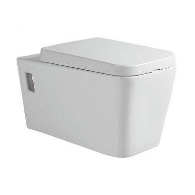 Massi Tringo Duro deska sedesowa wolnoopadająca biała MSDS-3073DU