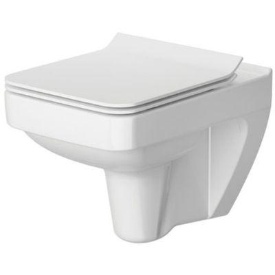 Opoczno Splendour miska WC wisząca CleanOn z deską wolnoopadającą Slim biały K701-254