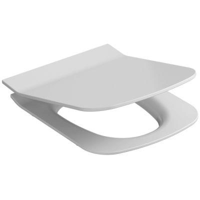Opoczno Metropolitan deska sedesowa wolnoopadająca biała OK581-009-BOX