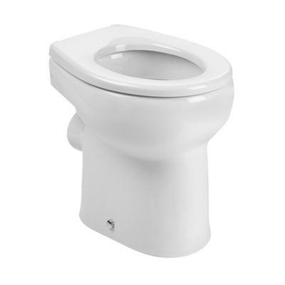 Roca Baby miska WC dziecięca stojąca biała A344PB7000