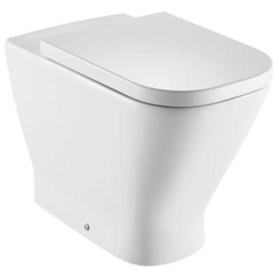 Roca Gap miska WC stojąca Rimless biała A347737000