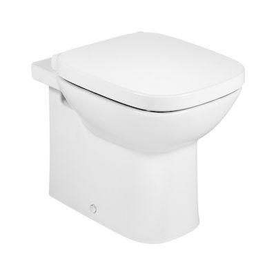 Roca Debba Square miska WC stojąca przyścienna biała A347996000