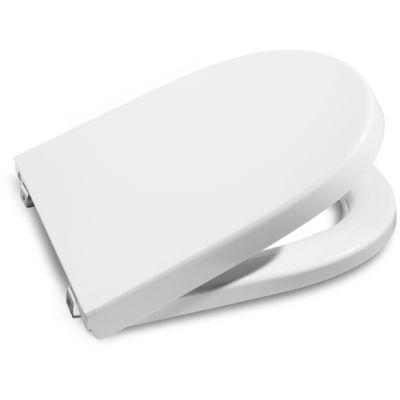 Roca Dostępna Łazienka deska sedesowa wolnoopadająca biała A801232004